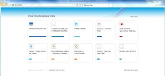 Show More Sites on IE9 About:Tabs Default Page - WindowsObserver.com
