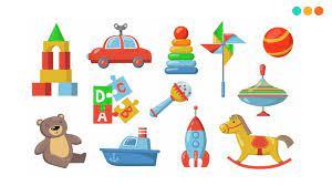 Từ vựng tiếng Anh về đồ chơi dành cho bé - Step Up English