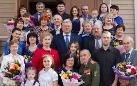 Жвачкин наградил томские многодетные семьи за Родительскую доблесть