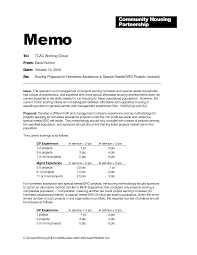 Business Memo Format Business Proposal Memo Sample News