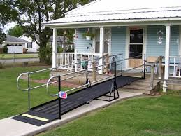 things to keep in mind while building handicap ramps
