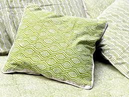 Apple Green Decorative Pillows