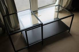 ikea vittsjo coffee table set for