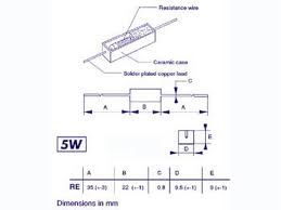 buy resistor 5w 470 ohm at the right price electrokit resistor 5w 470 ohm