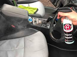 types of car interior cleaner s