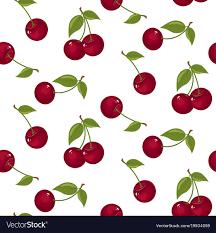 Cherry Pattern New Decorating Ideas