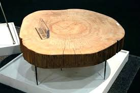round wood coffee table unfinished side mission wooden tables with storage uk