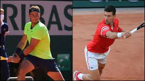 The match will be broadcast on star sports select in india. French Open 2021 Rafael Nadal Novak Djokovic Kick Off Campaign With Straight Set Wins