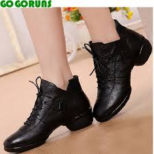 beträchtliche ware genuine leather breathable women jazz shoes las sport dancing shoes women girls modern