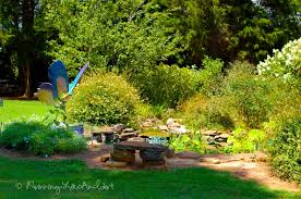 the gardens offer yoga classes and sometimes plein air works with known artists huntsville botanical
