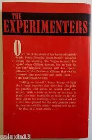 Experimenters Juliette Rowell 1965 Great Cover Art Sexy ...