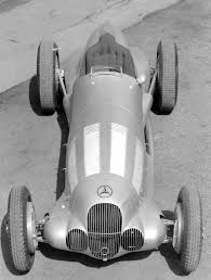 The <b>Mercedes</b>-<b>Benz Silver</b> Arrows from 1934 to 1939 - Daimler ...