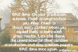 Graduation Wishes Quotes Cool Graduation Wishes