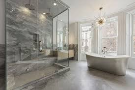 contemporary bathroom chandeliers picture