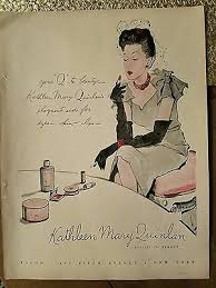 1943 kathleen mary quinlan lipstick