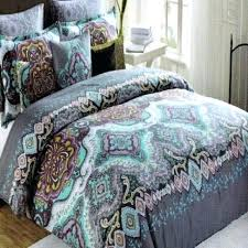 max studio 3pc king duvet cover set moroccan medallion purple in intended for homemoroccan inspired covers super king size