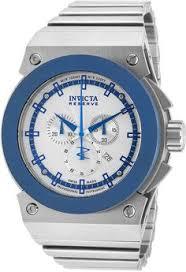 invicta mens silver tone bracelet watch 22526 invicta watches invicta mens round silver bracelet watch 11593
