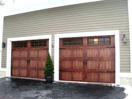 paint garage door to look like wood metal garage doors that look like wood for our