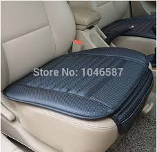 car supplies car seat covers spring summer premium car seat cushion bamboo charcoal leather monolithic seat cushion best custom car seat covers best for