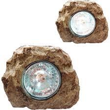 Rock Spot Light Crosslight Solar Rock Spot Light Lighting More Shop