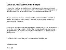 Job Justification Letter Filename Port By Port