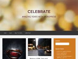 Photography Website Templates Delectable 48 Best Free Themes From WordPress Themes Library On To All