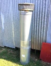 triplewall pipe pipe triple wall chimney stove pipe 8 inch pipe tall pipe triple wall pipe