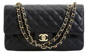chanel quilted purse. chanel quilted classic flap bag in black purse h