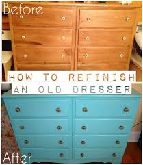 diy painting dressers awesome diy project painting an old dresser curlz and the city