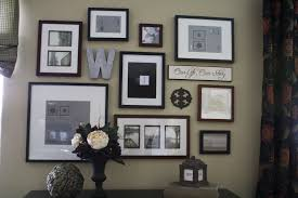 Picture Frame Wall Collage Ideas