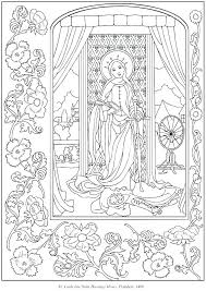 Collection Of Coloring Pages Illuminated Letters Download Them And