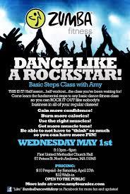 A May Fournier Rockstar 2013 Like Amy Flyer Dance