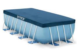 <b>Тент</b>-накидка <b>Intex 28037</b> 400x200 см купить в интернет ...
