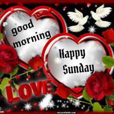 Good Morning Happy Sunday Love Pictures Photos And Images For Unique Gud Love