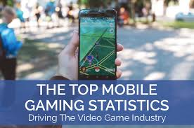 Videogame Statistics Mobile Gaming Statistics Impacting The Video Game Industry