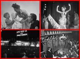 Slightly controversial with the casting of bette midler just three years after tyne daly won the tony for best actress in the role on broadway. Retro Thursday Gypsy Rose Lee Burlesque Hollywood And Broadway Star The Past And Now News Travel Social History