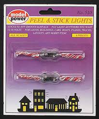 Model Power Peel And Stick Lights Model Power Peel Stick Lights 4 Pieces