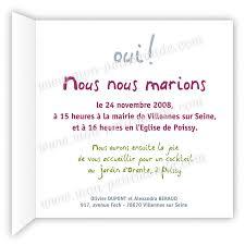 Exemple Texte Faire Part Mariage Film De Mariage