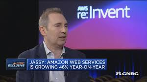 Andy jassy leads the amazon web services business (aws) and the technology infrastructure organization for amazon.com. We Re Still In The Early Stages Of Cloud Computing Adoption Says Amazon Web Services Ceo