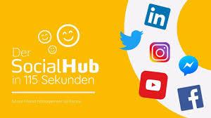 Social Hub Der Socialhub In 115 Sekunden