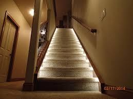 rope lighting ideas indoor. staircase lighting rope ideas indoor