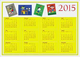 Free Printable 2015 Calendar For Kids Parenting Times