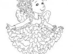 Small Picture Fancy Nancy Coloring Pages For Kids And For Adults Coloring Home