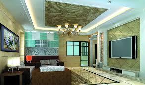 gallery drop ceiling decorating ideas. 3D Decoration Suspended Ceiling Living Room Gallery Drop Decorating Ideas I