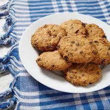 sugar free oatmeal raisin cookies