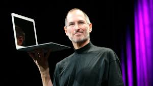 should you wait for a new apple aapl macbook pro or get an ipad apple ceo steve jobs holds up the new macbook air after giving the keynote address at