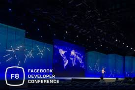 latest technology in lighting. San Jose, CA- F8 Is Facebook\u0027s Annual Developer Conference That Showcases Their Latest Technology And Gives Attendees A Glimpse Into What\u0027s Next For The In Lighting