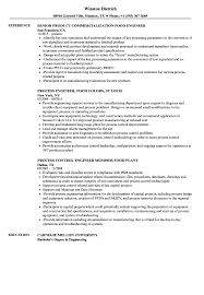 Food Engineer Resume Samples Velvet Jobs