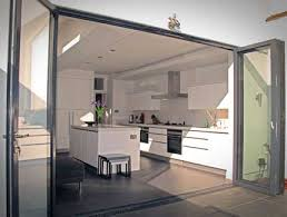 exterior kitchen doors uk. aluminium bifold doors exterior kitchen uk h