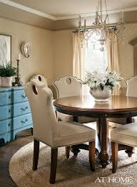 Rugs Under Round Dining Tables Rug Designs